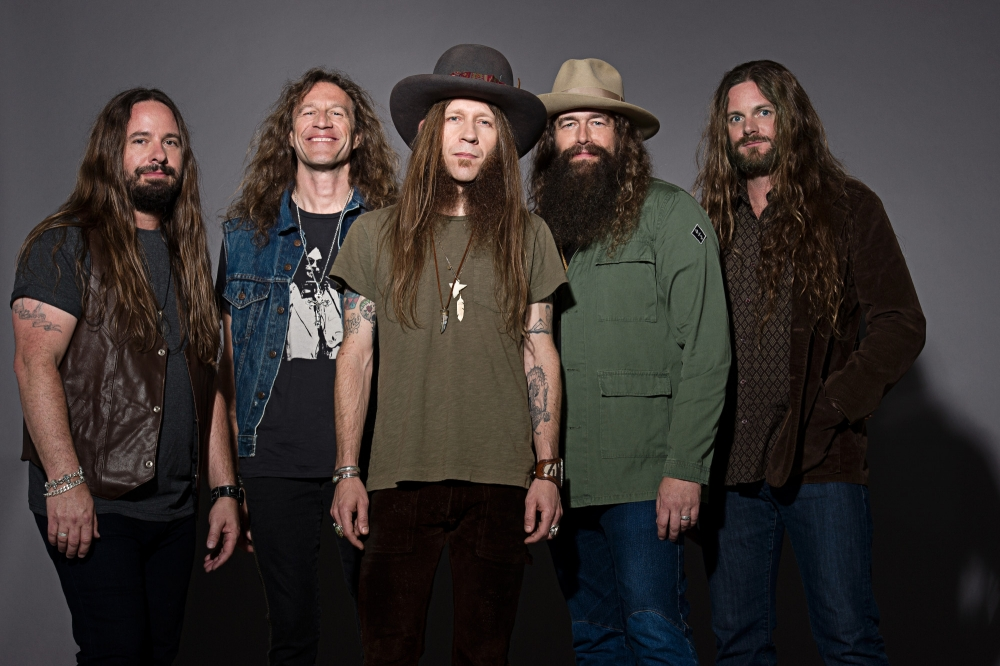 Blackberry Smoke Atlanta Georgia